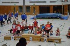 Nikolaussportfest - Siegerehrung